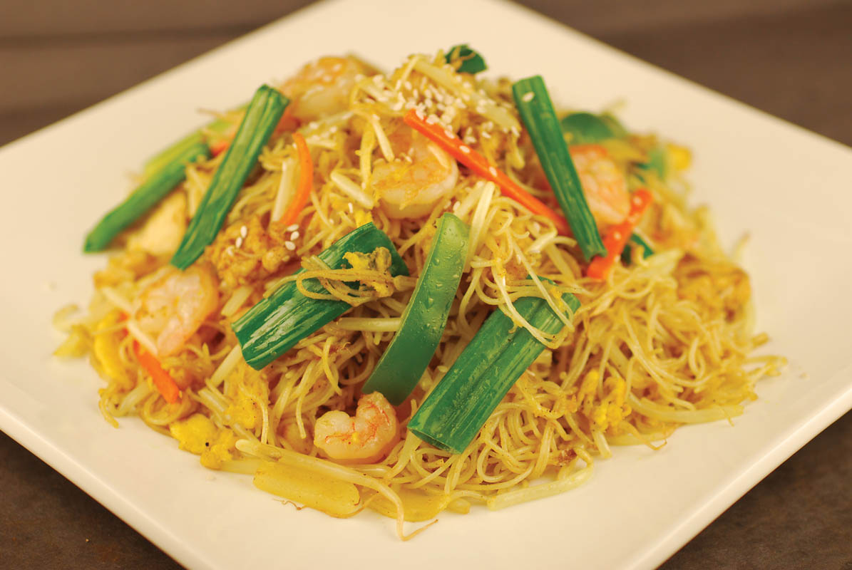 Image Gallery singapore noodles